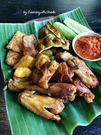 Resep Ayam Goreng Sunda Oleh Cooking With Sheila Resep Resep Ayam Ayam Goreng Makan Malam