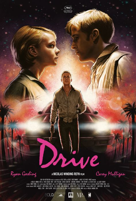 'Drive' Poster - PosterSpy