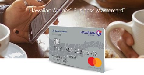Barclay Does A Good Job On Advertising The Personal Hawaiian Airlines World Elite Mastercard When It Comes Business Credit Cards Hawaiian Airlines Credit Card