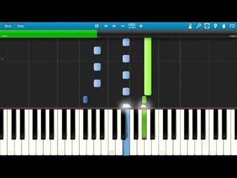 Chasing Cars Snow Patrol Piano Tutorial Piano Tutorial Piano Tutorials Piano