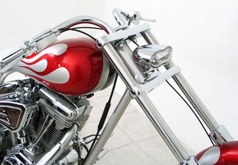 DualWave ET Custom Headlight Black for Honda Yamaha Suzuki Kawasaki
