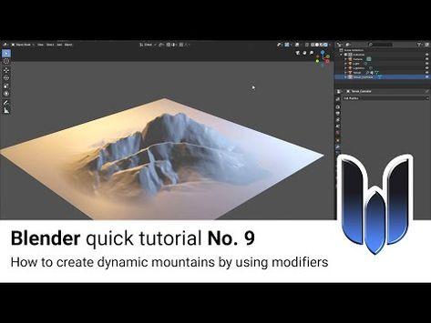 454 Best Blender 3D images in 2020 | Blender 3d, Blender