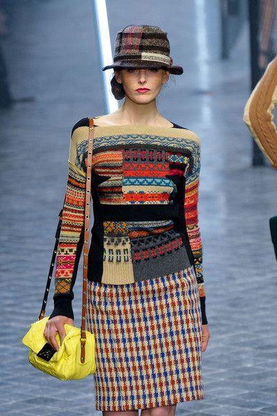 Sonia Rykiel at Paris Fashion Week Fall 2011 - Runway Photos