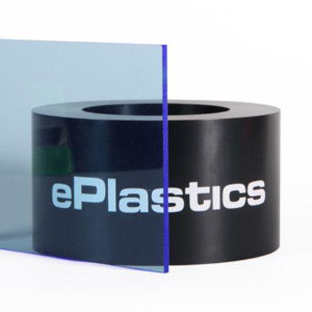 125 X 24 X 48 9092 Fluorescent Blue Plexiglass Acrylic Sheet Paper Masked At Eplastics Acrylic Sheets Plexiglass Fluorescent