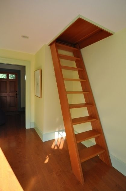 Amazing Attic Staircase Ideas Ladder Image 14 Attic Staircase Stairs Design Attic Stairs