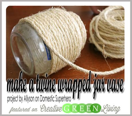 How to make hardening paste for string or rope | Craft ~ DIY Ideas