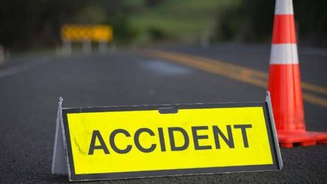 Young Man Squashed To Death By A Truck Accident Bike Accident