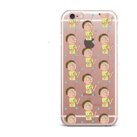 DH Elite Store phone case TPU 4   For iPhone 6 6S Rick and Morty iPhone 6  Case SE 5S 6 6S 7 Plus d89399b0d38
