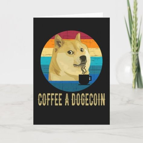 $3.85 | Coffee And Dogecoin #coffee #Dogecoin #cryto #btc #cryptocurrency #coffeeandDogecoin #Dogecoinforever #crypto #themoon #Dogecointhemoon