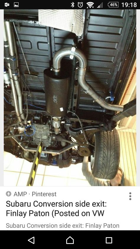 Vanagon – syncro – more underbody protection – another update