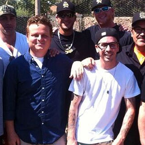 """If you grew up watching """"The Sandlot,"""" you could probably quote it forever (FOR-EV-ER, FOR-EV-ER). But nothing is cooler than seeing a mini-reunion of the cast, a real thing that happened in Salt Lake City."""