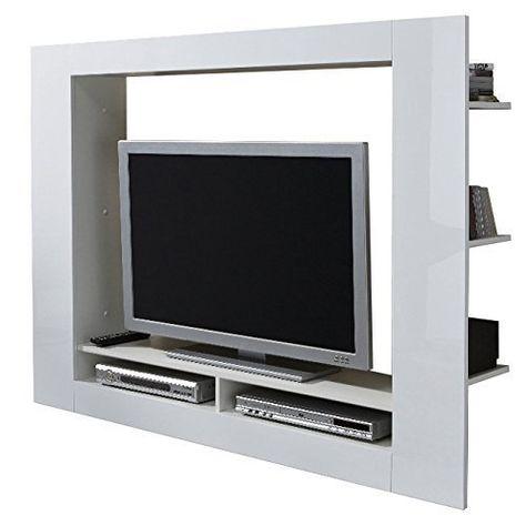 Porta tv moderno Quadro, parete soggiorno design, mobile ...