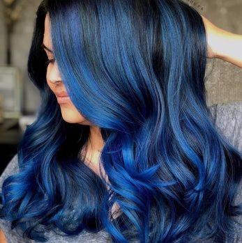 Mavi Sac Rengi Kimlere Yakisir Mavi Sac Rengi Tonlari Neler