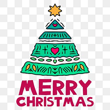 Christmas Tree In Hipster Style Hipster Design Christmas Png And Vector With Transparent Background For Free Download Christmas Illustration Hipster Design Vintage Graphics