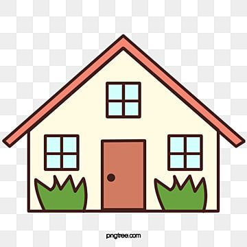 25+ Cute Home With Kids Clipart