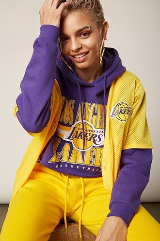 NBA Los Angeles Lakers Graphic Jersey | Basketball jersey outfit ...
