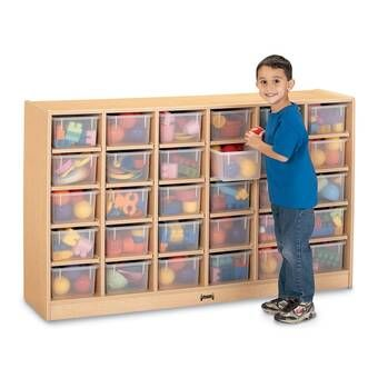 Jonti Craft 10 Compartment Cubby With Wheels In 2020 Cubby Storage Cubbies Storage