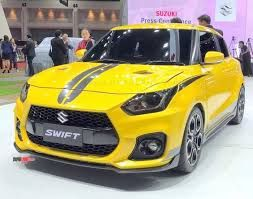 Make Your Swift Sporty With The New Exterior Styling Kit Suzuki Car Buying Sporty