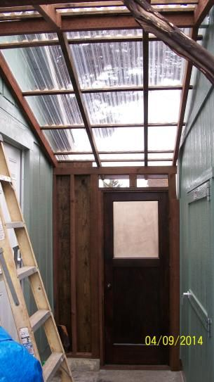 High Quality Solar Polycarbonate Corrugated Roof Panel In Gray, 101931 At The Home Depot    Mobile | Sustainable/Tiny Houses | Pinterest | Corrugatedu2026