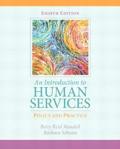 Introduction to Human Services Policy and Practice, An (8th - human services resume