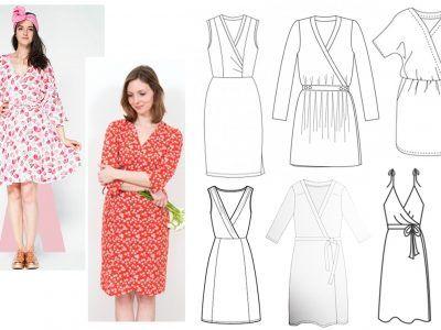 Epingle Sur Couture Femme Robes