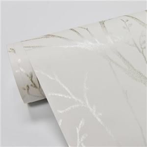 Nuwallpaper Treetops Wallpaper Lowe S Canada Peel And Stick Wallpaper Wallpaper Roll Nuwallpaper
