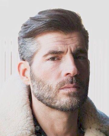 70 Coolest Short Beard Styles For Men Older Mens Hairstyles