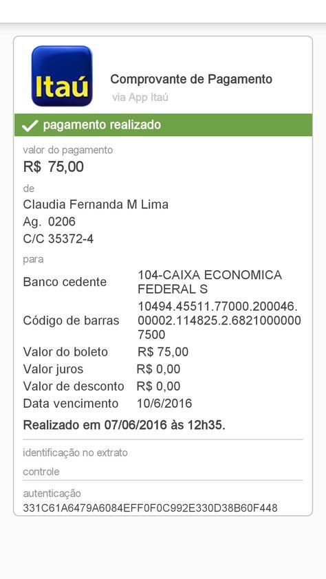 Internet App Itau Bradesco Banco Boleto