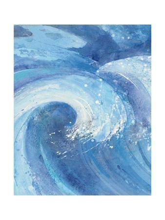 The Big Wave Ii Art Print Albena Hristova Art Com Ocean Wave Art Abstract Seascape Art Global Gallery