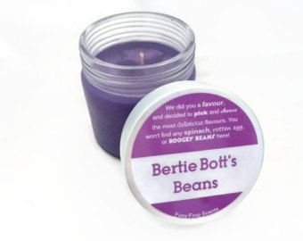 Bottss Bohnen duftende Soja-Kerze - 8oz-Harry Potter-Kerze