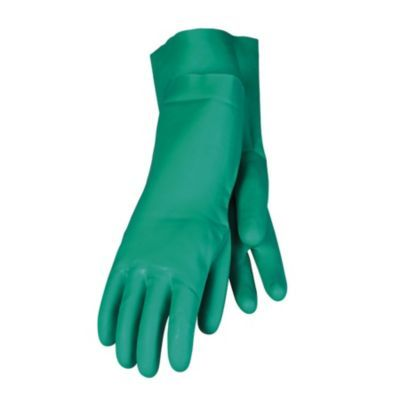 A Pair Of Green Rubber Cleaning Gloves Cleaning Gloves Gloves Cleaning