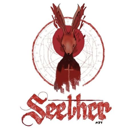 New SEETHER Holding Onto Strings Album Music Men/'s Black T-Shirt Size S to 3XL