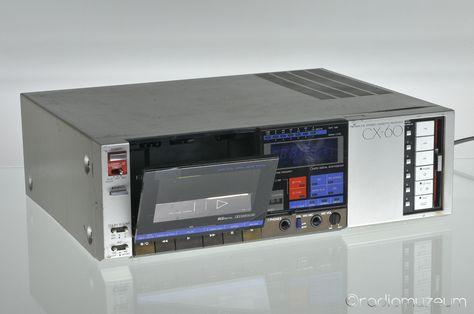Aiwa CX-60 – кассетный ресивер