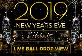 Times Square New Years Eve At Millennium Broadway Hotel Nyc Nyc
