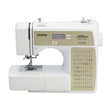 Brother Ce1125prw Computerized Project Runway Sewing Machine Walmart Com Project Runway Sewing Machine Computerized Sewing Machine Sewing Machine Projects