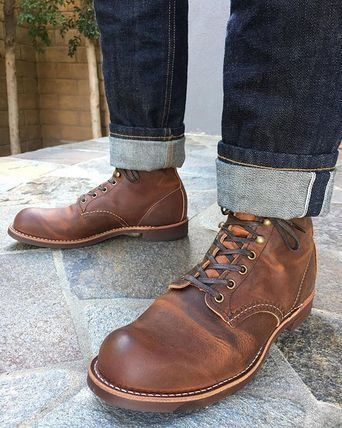 38d663ed5c7 RED WING Outdoor Boots RED WING 6-INCH BLACKSMITH STYLE NO. 3343 6 ...