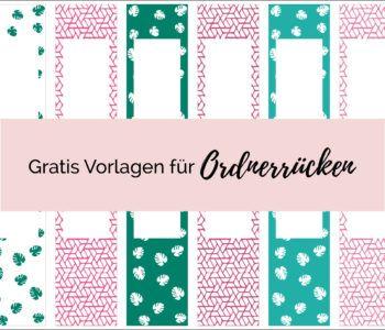 Gratis Vorlagen Fur Ordnerrucken Azul Rosa Ordnerrucken Ordner Vorlagen