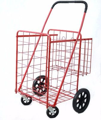 Lavohome Premium Size Folding Shopping Cart Folding Shopping Cart Shopping Cart Grocery Shop
