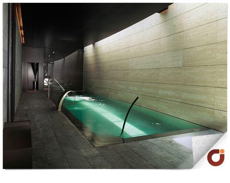 Este Chalet Cuenta Con Una Magnifica Piscina Climatizada Comprar Vivienda Indoor Pools Casas