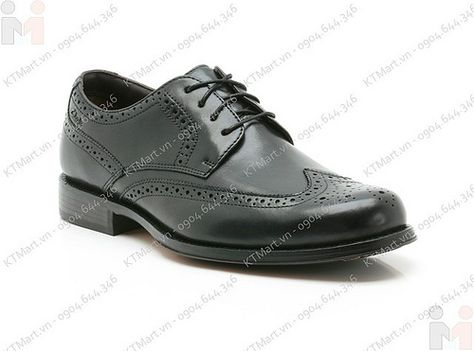 Neuestes Design neu billig Laufschuhe Mens Formal Shoes - Clarks Dino Limit in Black Leather ...