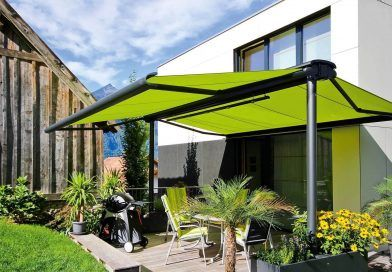 The Buyers Guide To Folding Arm Awnings In 2020 Patio Pergola Awning