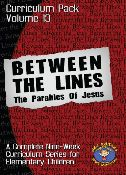 "Curriculum Pack Vol. 13 - ""Between The Lines"" (Parables)"