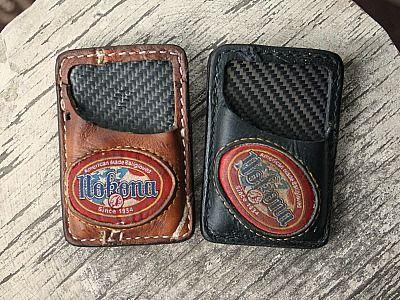 baseballmoms Custom Front Pocket Wallets...