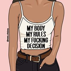 Every woman is free to decide when, how and if they want to give birth. Is our choice ✊🏻 #womenempowerment #mybodymychoice #womensrights #motivation #healthcare #selfcare #selflove #feminist #sasaelebea