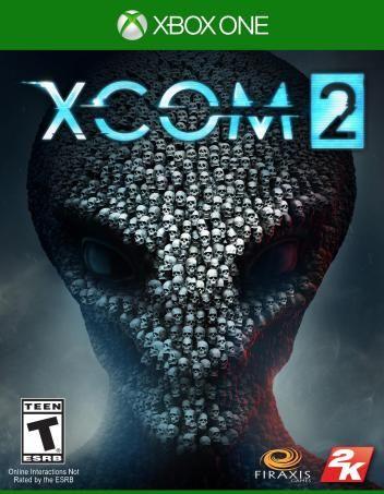 Xbox One Xcom 2 2k Ps4 Xbox One Jogos Ps4