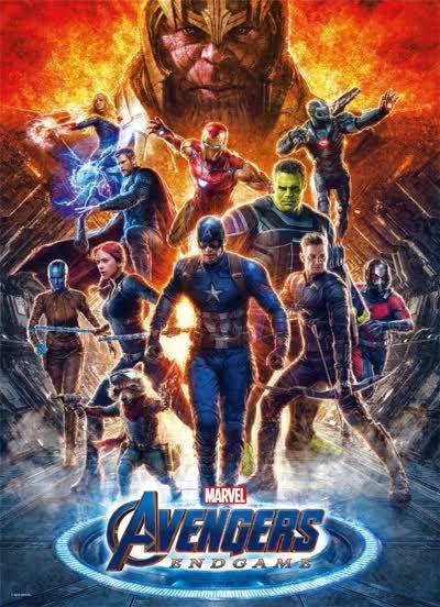 Pin By افلام اون لاين On مشاهدة فيلم Avengers Endgame 2019 مترجم
