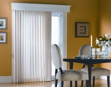 Elegant File Name : Curtain Rods For Sliding Glass Doors With Vertical Blinds ... |  Window Treatment Ideas | Pinterest | Glass Doors, Doors And Glass