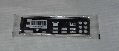 Motherboard Backplates 170080: Original I O Shield For Asus
