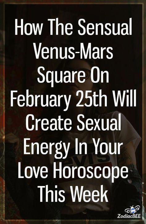 How to create sexual energy
