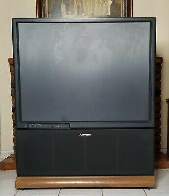 Mitsubishi Rear Projection Big Screen Tv 45 Rear Projection Tv Big Screen Tv